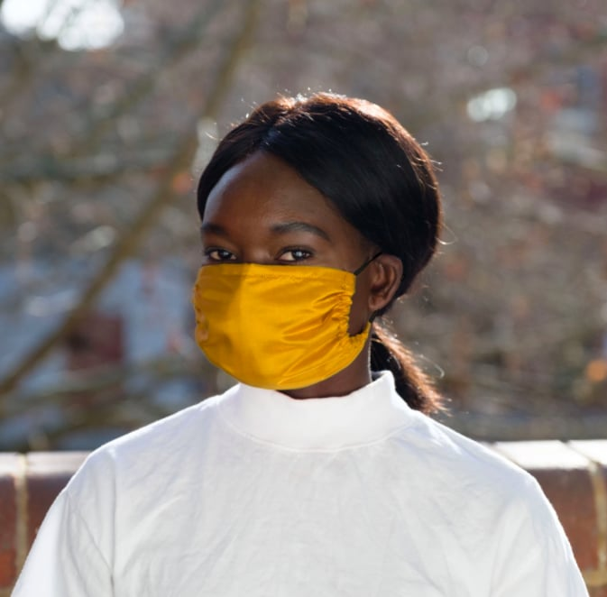 The Social Agency Reusable Face Mask *Currently Being Restocked* ($12)