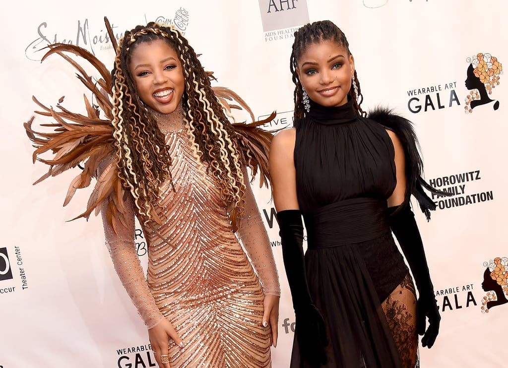 Chloe x Halle's Best Beauty Looks