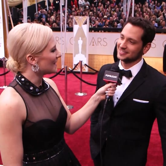 Matt McGorry Interview at the Oscars