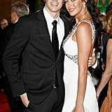 Andy Lee and Megan Gale, May 2007