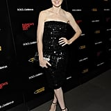 Kelly Rutherford on Fashion's Night Out.