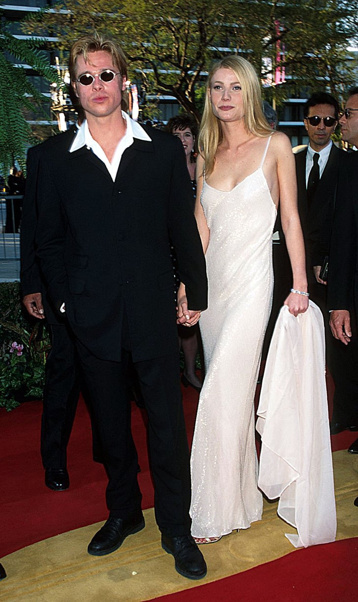 Gwyneth Paltrow At The 1996 Academy Awards Historic