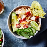 Sam Wood Spring Roll Bowl Recipe