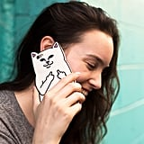 Attitude Cat iPhone Case