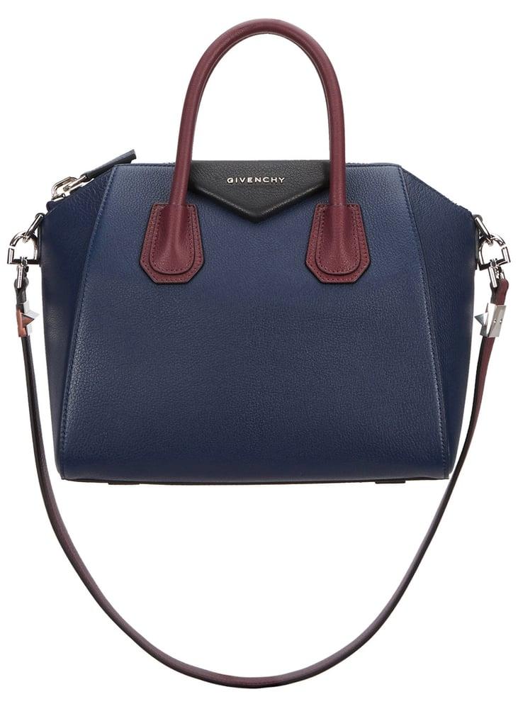 Givenchy Antigona Small Tri-Tone Leather Satchel