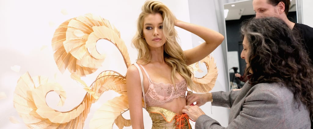 Stella Maxwell Victoria's Secret Fashion Show 2018