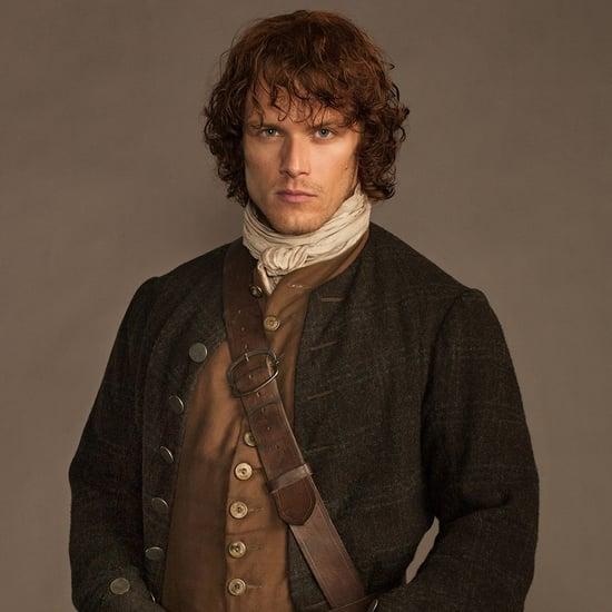 Sam Heughan Pictures Outlander