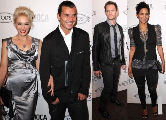 Photos of Gwen Stefani and Gavin Rossdale Plus Other Celebs at MOCA Party