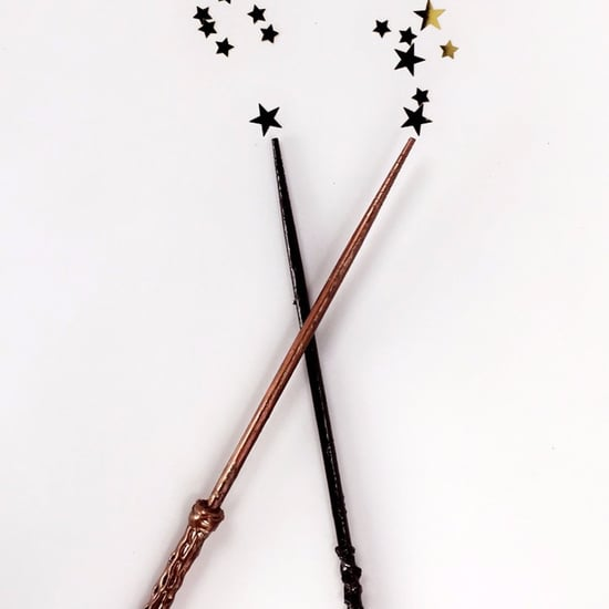 Harry Potter Wand DIY Video
