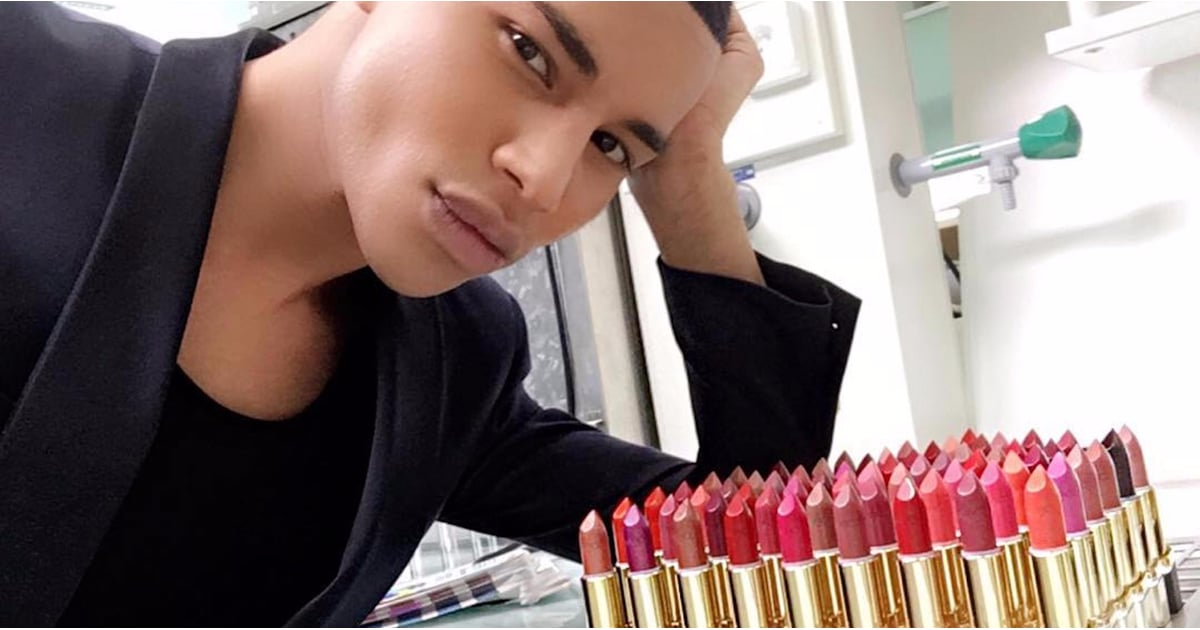 Everything We Know About the Balmain x L'Oréal Lipstick Collection So Far