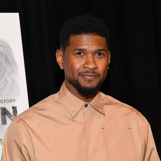 Usher Name His Third Child and First Baby Girl Sovereign Bo