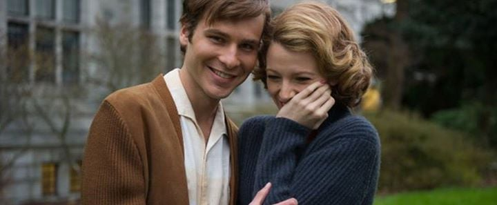 Who Plays Young Harrison Ford in The Age of Adaline?