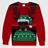 Reindeer Sunglasses Sweater