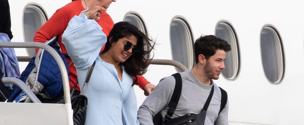 Priyanka Chopra Honeymoon Dress With Nick Jonas