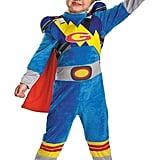 Sesame Street Super Grover Costume