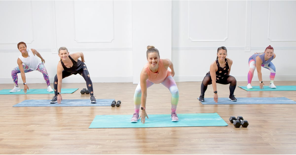 Challenge Yourself to Burn 300 Calories in This 30-Minute Workout