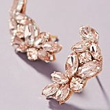 Deepa Sparkle Crawler Earrings