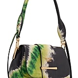 Prada Pattina Tie-Dye Leather Shoulder Bag