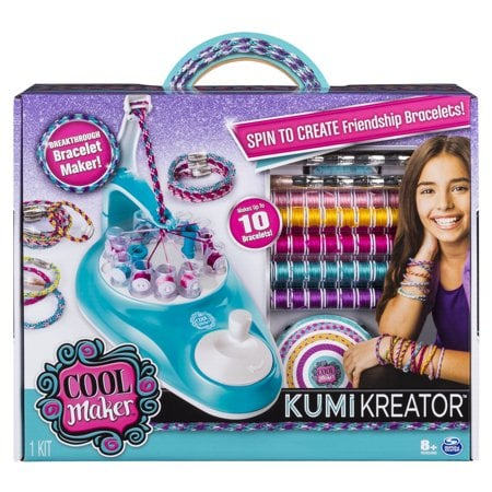 Cool Maker, KumiKreator Friendship Bracelet Maker