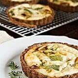 Paleo Quiche With a Grain-Free Crust