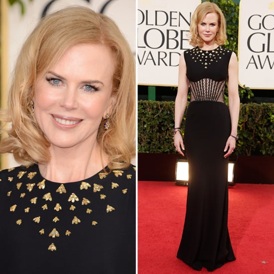 Nicole Kidman | Golden Globes Red Carpet Fashion 2013