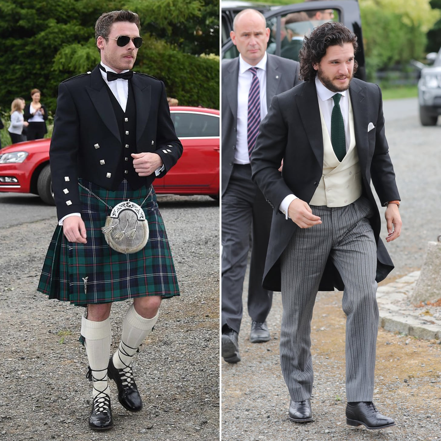 Kit Harington Wedding.Robb Stark Game Of Thrones Quote At Kit Harington S Wedding