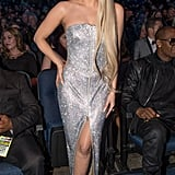 Lady Gaga in Versace at the American Music Awards