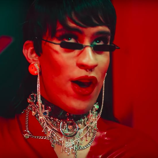 "Bad Bunny in Drag in ""Yo Perreo Sola"" Music Video"