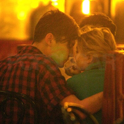 Mary-Kate Olsen and Nate Lowman Get Cozy in Miami