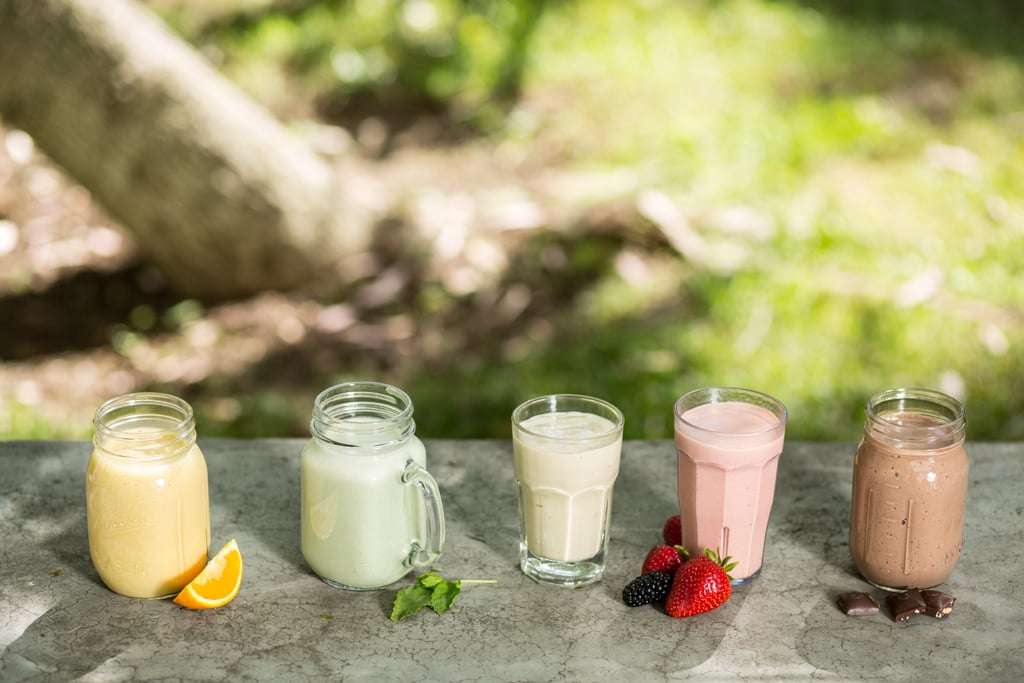 Try a shake instead of your go-to breakfast items