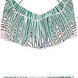 Mara Hoffman Rising Palm Printed Bikini ($235)