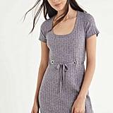 UO Tie-Waist Mini Dress