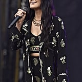 Kacey Musgraves in 2019 at ACL Music Festival
