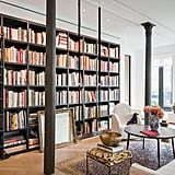Phillip Lim and architect Joe Nix designed a space for reading and Phillip's many books.