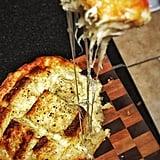 Armadillo Cheesy Garlic Bread