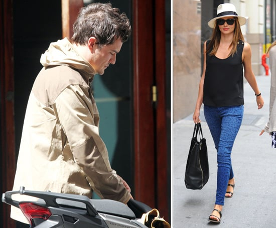 Miranda and Orlando Divide and Conquer a Busy Day in the Big Apple