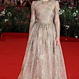 Keira Knightley at the 2011 Venice Film Festival