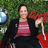 Candace Cable at the 2020 Gold Meets Golden Party in LA