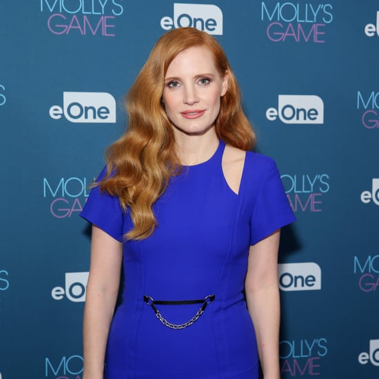 Jessica Chastain Got a Big Haircut This Summer