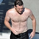 Pictures of Sam Worthington Shirtless