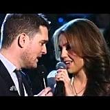 """""""Mis Deseos"""" / """"Feliz Navidad"""" by Michael Bublé and Thalia"""