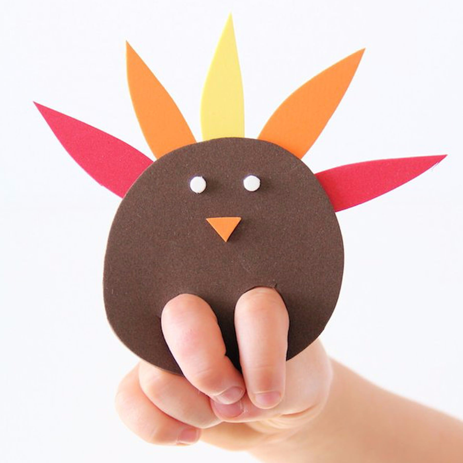 Thanksgiving Arts And Crafts Ideas For Kids Part - 36: Popsugar