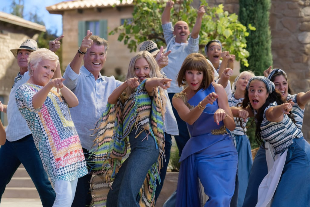 Mamma Mia! Sequel Tweets