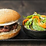 Moo Shu Pork Burger