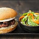Mushu Pork Burger