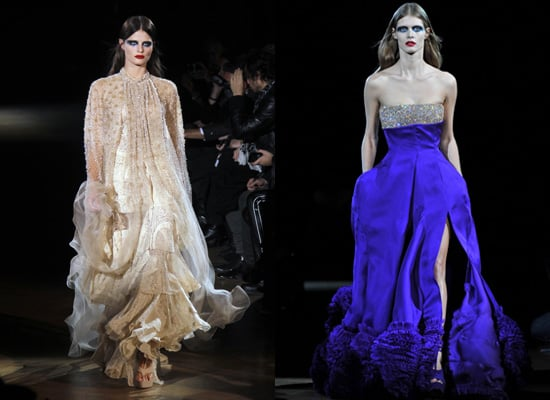 2010 Spring Couture: Givenchy