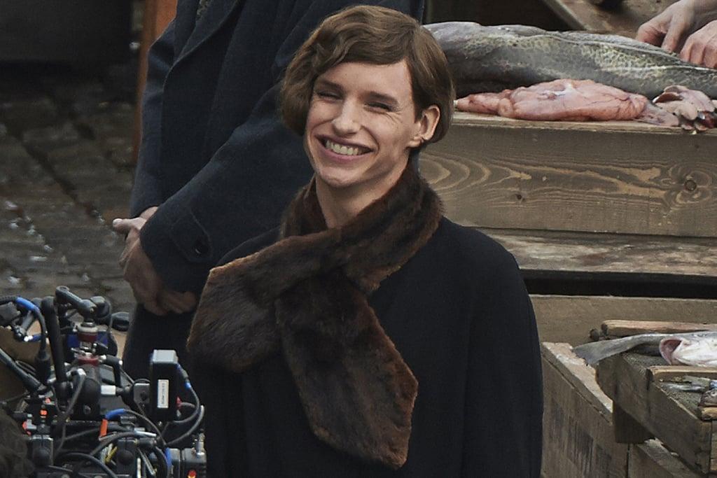 Eddie Redmayne On The Danish Girl Set Pictures  Popsugar Entertainment-9883