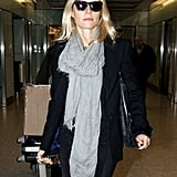 Gwyneth Paltrow Puts Her Fashionable Foot Down in London