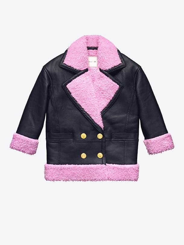 Kenzo Shearling Jacket ($399)