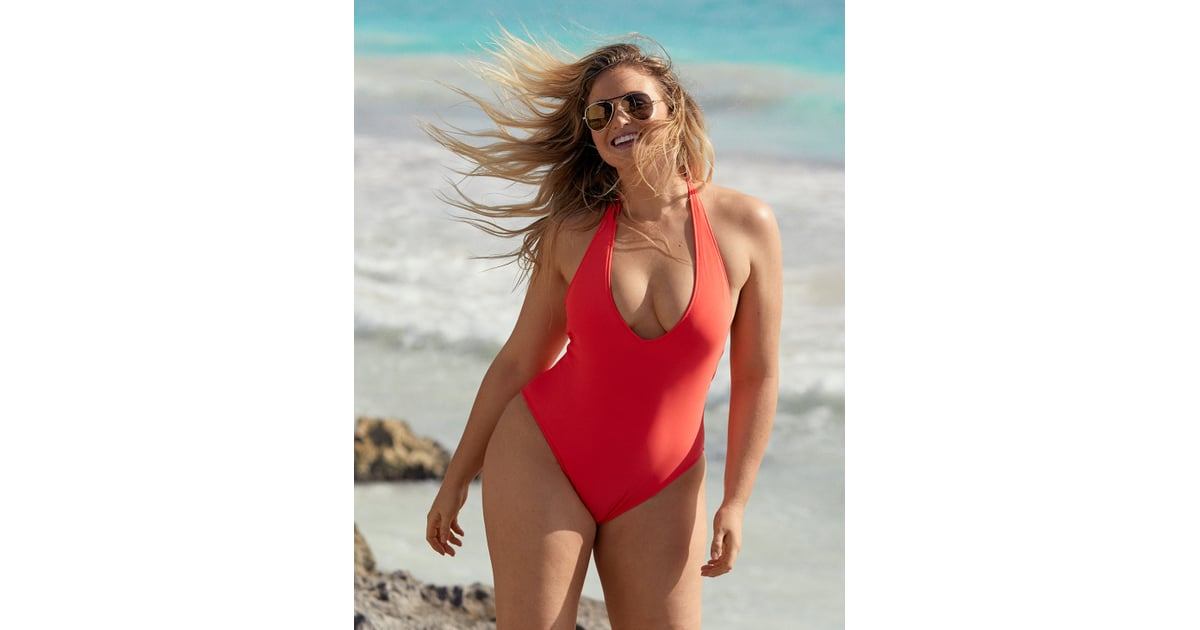 73d120678f06a Aerie Super Plunge One-Piece Swimsuit | The 30 Sexiest Swimsuits of 2018  Might Make Your Computer Screen Shatter | POPSUGAR Fashion Photo 15